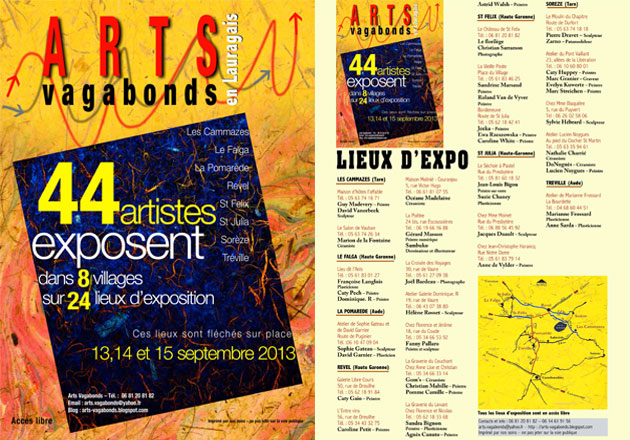 arts vagabonds lauragais